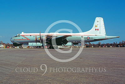 Canadian Armed Forces Canadair CP-107 Argus Pictures