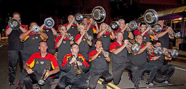DCA Mini Corps 2009