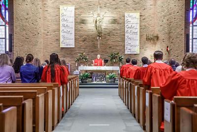 2020.09.27 Confirmation Mass