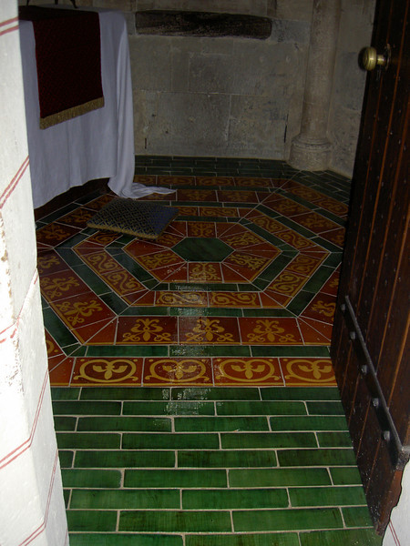 Floor Detail, Tower of London