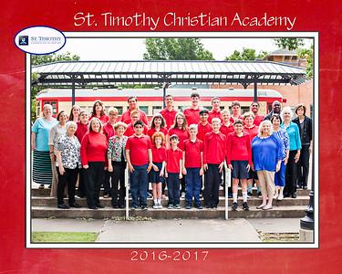 St. Timothy Christian Academy 2016-2017