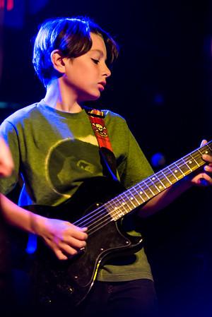 School Of Rock Philly - Women Who Rock - Voltage - December 6, 2013