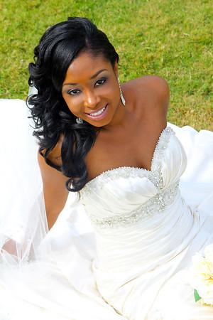 Ereaka's Bridal Photo shoot