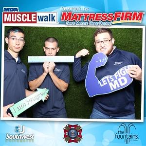 MDA Muscle Walk   Oct. 18th 2014