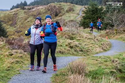 Nant yr Arian Silver Trail Half Marathon - Finish Photographs