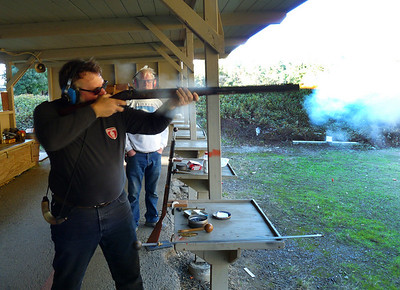Black Powder Shooting - Chabot Gun Club