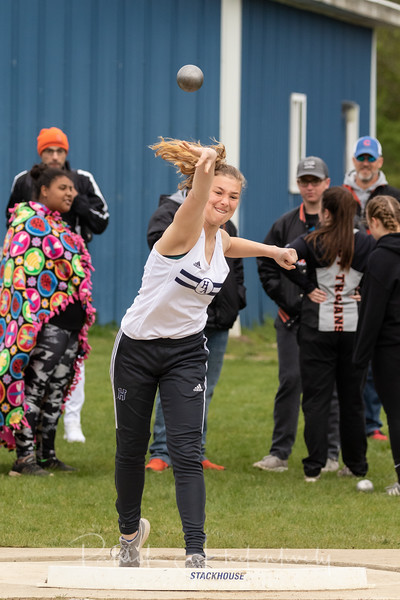 2019-05-11 Hillsdale Academy Varsity Track at Hillsdale