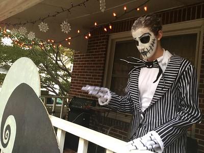 Halloween on Fourth Avenue