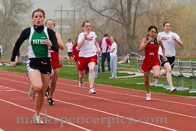 Track Springville vs Uintah and Payson 2010