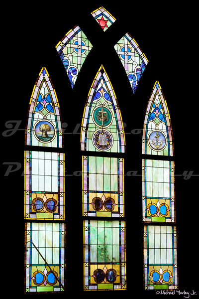 Gridley First Presbyterian Church, Gridley, CA.  Built in 1892.