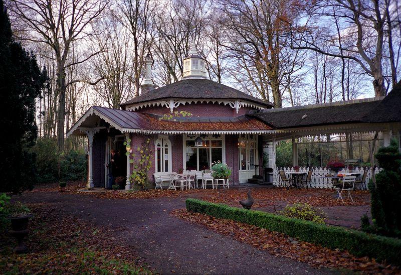Raaphorst theehuis
