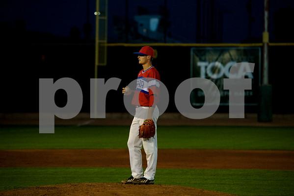 Arcadia VS Shadow Mountain Baseball 03-09-16