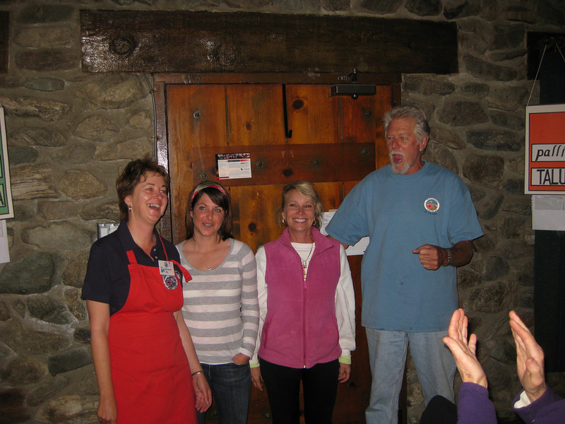 Best cooks on the mountain