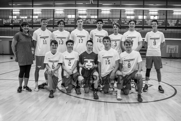 2019-4-29 WHS Boys Volleyball vs Windham