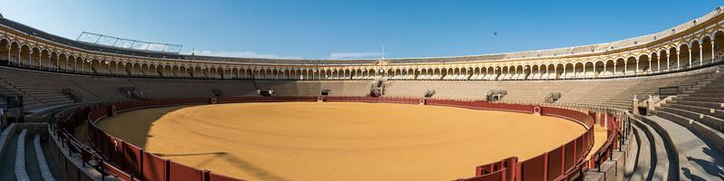 Oldest bullring in Spain