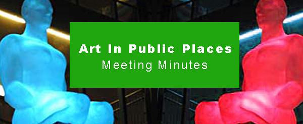 Art In Public Places June 2012