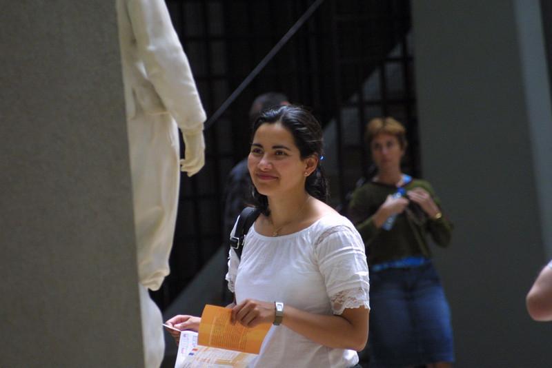 An Admirer Musee D'Orsey Paris