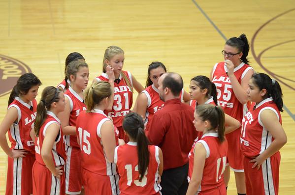 Lady Cats Basketball 2013-2014
