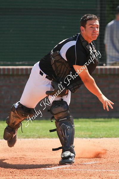 Baseball El Dorado May 8 2009