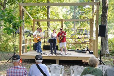 2012 09 29 & 30  Cabin Fever & Doug Rees