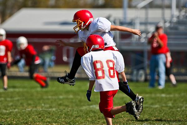 Westside Football v Prairie Hts