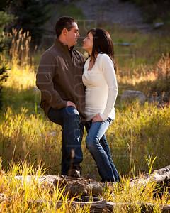 Alicia Davis & Matt McDonald - Engagement Portrait
