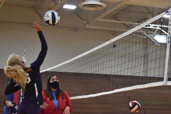 7th Grade Volleyball vs. Elkhorn Grandview