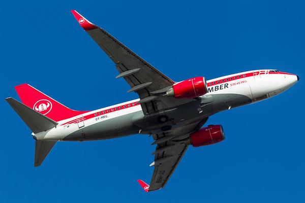 OY-MRG - Boeing 737-7L9