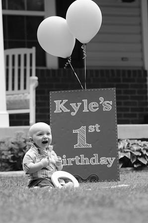 Kyle's 1st