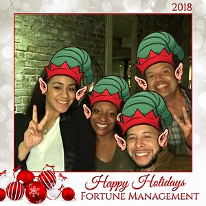 Fortune Management Holiday Party 2018 @ The Chicory
