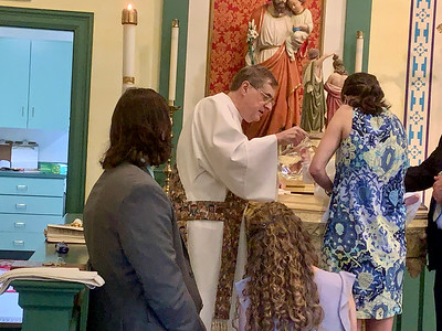 2020.08.16 Baptisms