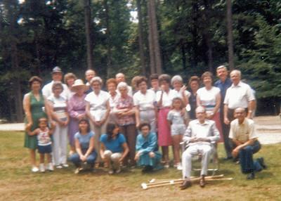 1986 Doggett Family Reunion