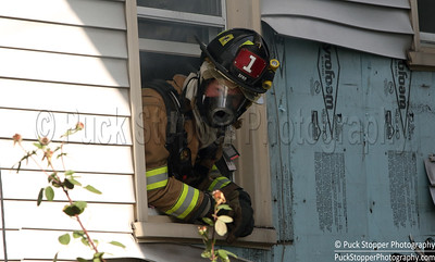 3 Alarm House Fire - 38 Lockwood Ave, Stamford, CT - 12/01/16