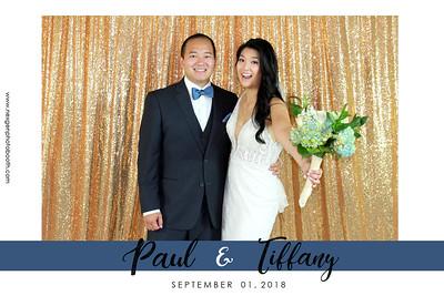 Tiffany & Paul's Wedding 9/1/18
