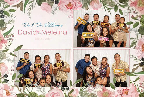 David & Meleina (Fusion Photo Booth)