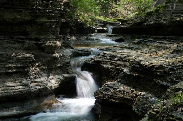 Upstate NY Waterfalls