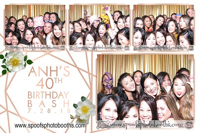 Anh's 40th Birthday | Free Downloads