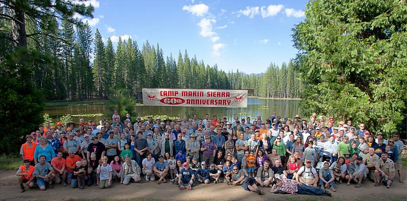 Marin Sierra 60th Anniversary