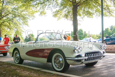 Cars and Coffee of the Upstate 09/27/2014