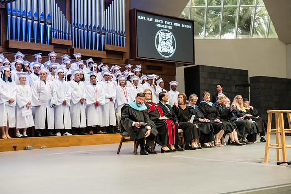 2018 BBHS Graduation