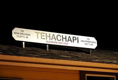 California: Tehachapi and the loop, 2013