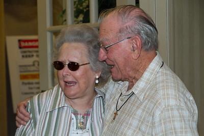 Jack and Carol Daniels 55th Anniverary