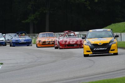 Race 6 - EP FP HP GTL
