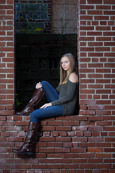 Ashley A Senior 2018