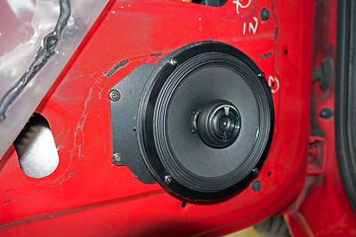 2001 Chevy Cavalier Coupe Front Door Speaker Installation - USA
