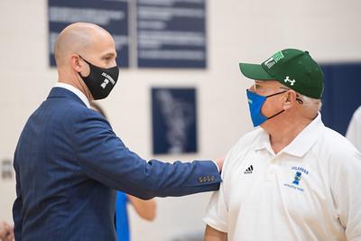 Athletics Men's BB Coach Lutz New Era