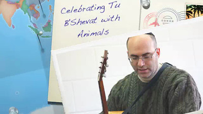 Slide Show Celebrating Tu B'Shevat with Animals