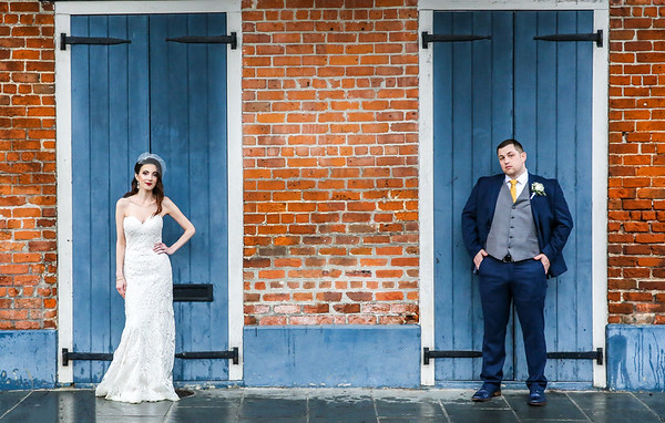 Angie & Charlie Wedding - New Orleans
