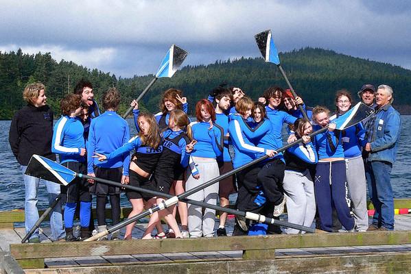 Orcas Rowing