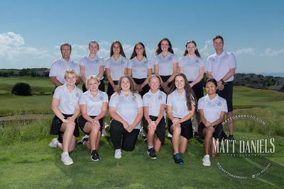 2021 Castle View Girls Golf